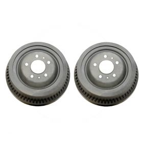 1961 1962 1963 1964 1965 1966 1967 1968 Cadillac (See Details) Front Brake Drums 1 Pair REPRODUCTION