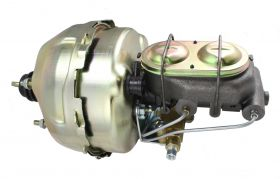 1967 1968 Cadillac (EXCEPT Eldorado) Power Brake Conversion Booster Master Cylinder REPRODUCTION
