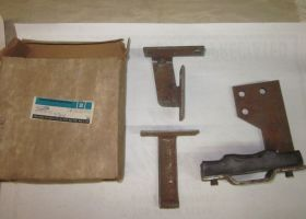 1964 1969 Cadillac (See Models In Details) Exhaust Support Kit  NOS Free Shipping In The USA