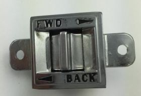 1964 1965 1966 1967 Cadillac 2 Way Bucket Seat Switch Forward & Back REBUILT Free Shipping In The USA
