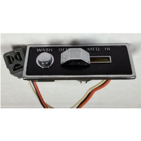 1964 Cadillac (EXCEPT Series 75 Limousine) Wiper Switch REBUILT Free Shipping In The USA