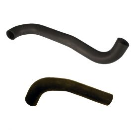 1965 Cadillac (See Details) Molded Upper and Lower Radiator Hose Set (2 Pieces) REPRODUCTION Free Shipping in the USA