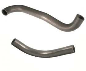 1966 1967 Cadillac (See Details) Molded Upper And Lower Radiator Hose Set REPRODUCTION Free Shipping In The USA