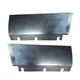 1967 1968 1969 1970 Cadillac Eldorado Front Fender Lower Patch Panels 1 Pair REPRODUCTION