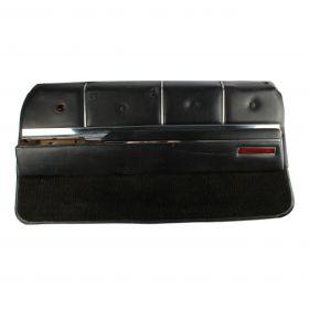 1967 Cadillac Deville 2-Door Right Passenger Side Black Interior Door Panel USED