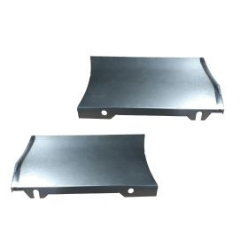 1969 1970 Cadillac (EXCEPT Eldorado) Front Lower Fender Patch Panels 1 Pair REPRODUCTION