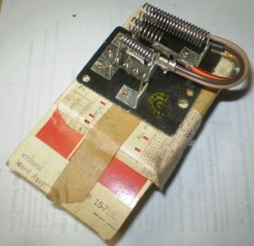 1971 1972 1973 Cadillac Resistor Programmer with Blower Switch Circuit Board NOS Free Shipping In The USA