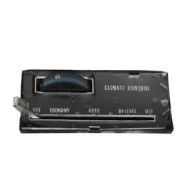 1976 Cadillac (EXCEPT Seville) Climate Control Head Unit REBUILT Free Shipping In The USA