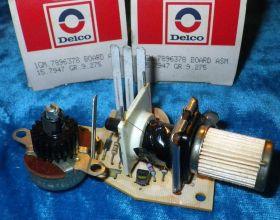 1977 1978 1979 1980 1981 1982 1983 1984 Cadillac Automatic Temperature Control Circuit Board Amplifier Pot Sensor NOS Free Shipping In The USA