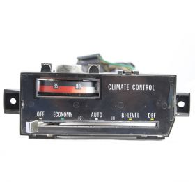 1977 1978 1979 Cadillac Seville Climate Control Head Unit REBUILT Free Shipping In The USA