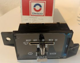 1979 1980 Cadillac Wiper Switch Without Pulse/Delay NOS Free Shipping In The USA.