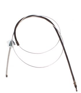 1957 1958 Cadillac Commercial Chassis Rear Emergency Brake Cable REPRODUCTION Free Shipping In The USA