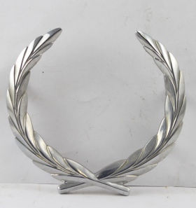 1987 1988 1989 1990 1991 1992 1993 Cadillac Allante Hood Emblem Wreath USED Free Shipping in the USA