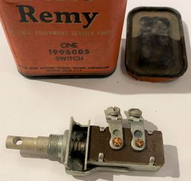 1938 1939 1940 Cadillac Starter Switch NOS Free Shipping In The USA