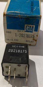 1979 1980 Cadillac (See Details) Door Lock Relay NOS Free Shipping In The USA