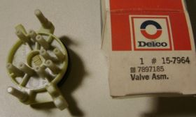 1977 1978 Cadillac AC Vacuum Valve NOS Free Shipping in the USA