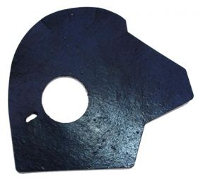 1958 Cadillac Gas Filler Dust Guard REPRODUCTION