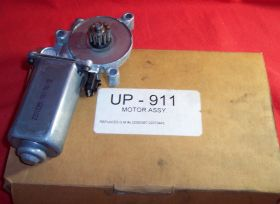 1987 1988 1989 1990 1991 1991 1993 Cadillac Allante & FWD M0dels Window Motor REPRODUCTION Free Shipping In The USA