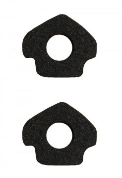 1967 1968 Cadillac (EXCEPT Eldorado) Turn Signal Indicator Lens Gasket 1 Pair REPRODUCTION