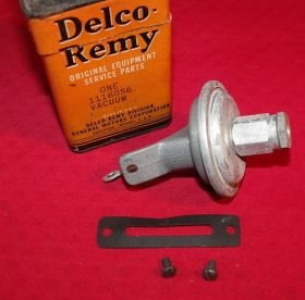 1949 1950 1951 Cadillac Distributor Vacuum Advance NOS Free Shipping In The USA
