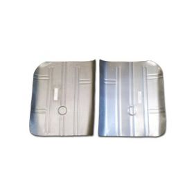 1977 1978 1979 1980 1981 1982 1983 1984 Cadillac DeVille And Fleetwood Rear Floor Pan 1 Pair REPRODUCTION