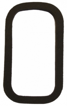 1968 1969 1970 1971 1972 Cadillac (EXCEPT Commercial Chassis) License Plate Lens Gasket REPRODUCTION