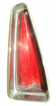 1970 Cadillac (See Details) Rear Tail Reflector Lens USED Free Shipping In The USA