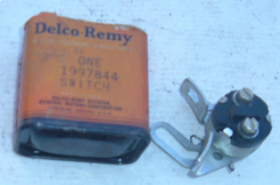 1949 Cadillac Neutral Safety Switch NOS Free Shipping In The USA