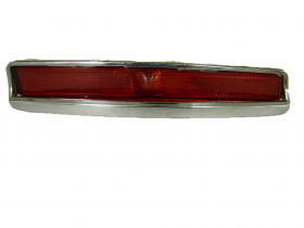 1974 1975 1976 Cadillac DeVille Tail Light Reflector Right Hand USED Free Shipping In The USA