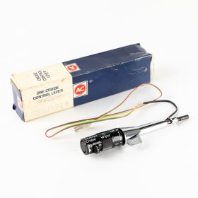 1985 1986 1987 Cadillac (See Details) Turn Signal lever Lever Directional Signal Cruise (With Cap) NOS Free Shipping In The USA