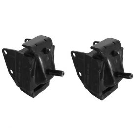1973 1974 1975 1976 1977 1978 Cadillac Eldorado Front Motor Mounts 1 Pair REPRODUCTION Free Shipping In The USA