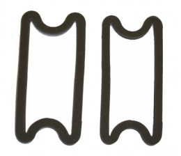 1963 Cadillac License Light Lens Gasket 1 Pair REPRODUCTION