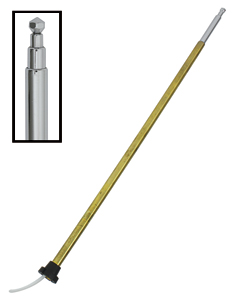 1961 1962 1963 1964 Cadillac (See Details) Antenna Mast Assembly REPRODUCTION Free Shipping In The USA