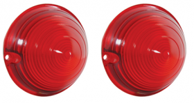 1958 Cadillac (See Details) Tail Light Lens 1 Pair REPRODUCTION Free Shipping In The USA