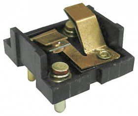 1958 Cadillac Series 75 Imperial Limousine Center Division Window Lift Switch Base (Center Notch) REPRODUCTION Free Shipping In The USA