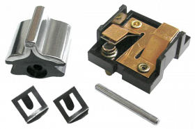 1958 Cadillac (See Details) Rear Door Window Switch Kit (Center Notch) REPRODUCTION Free Shipping In The USA