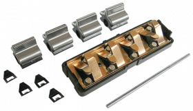 1961 1962 1963 1964 1965 Cadillac Series 75 Limousine Master Window Switch Kit (10 Pieces) REPRODUCTION Free Shipping In The USA