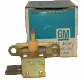 1969 1970 Cadillac Vacuum Valve Solenoid NOS Free Shipping In The USA