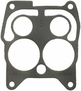 1967 1968 1969 Cadillac Carter & Rochester Carburetor Base Gasket REPRODUCTION Free Shipping (See Details)