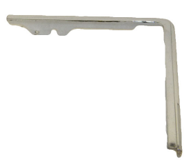 1977 1978 1979 Cadillac Deville Left Front Fender and Extension Chrome Molding  Trim NOS Free Shipping In The USA
