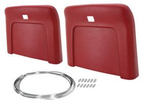 1967 1968 1969 1970 Cadillac Bench Seat Back Kits Eldorado ONLY 1 Pair REPRODUCTION Free Shipping In The USA