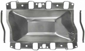 1968 1969 1970 1971 1972 1973 1974 1975 1976 Cadillac Intake Manifold Gasket Set REPRODUCTION Free Shipping In The USA