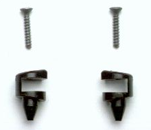 1971 1972 1973 1974 1975 1976 Cadillac Convertible Header Bow Guide Pins 1 Pair REPRODUCTION Free Shipping In The USA