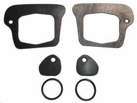 1967 1968 1969 1970 Cadillac (EXCEPT Eldorado) Exterior Door Handle Gasket Set 1 Pair REPRODUCTION