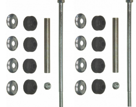 1940 1941 1942 Cadillac (EXCEPT LaSalle) Stabilizer Sway Bar Link Kit 1 Pair REPRODUCTION Free Shipping In The USA