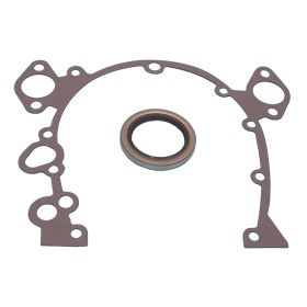 1963 1964 1965 1966 1967 Cadillac Timing Cover Seal Kit (2 Pieces) REPRODUCTION Free Shipping In The USA