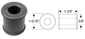 1932 1933 1934 1935 1936 Cadillac (See Details) Rubber Shock Absorber Arm Bushing REPRODUCTION Free Shipping In The USA
