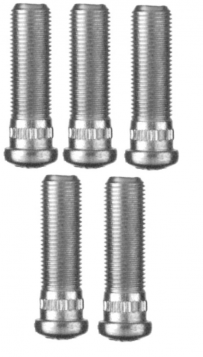 1967 1968 1969 1970 1971 1972 1973 1974 1975 1976 1977 1978 1979 Cadillac Eldorado Front and Rear Wheel Stud Bolt Set (5 Pieces) REPRODUCTION Free Shipping In The USA