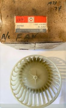 1978 1979 Cadillac Seville Fan A/C Evaporator Blower New Old Stock Free Shipping In The USA