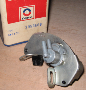 1965 1966 Cadillac Neutral Safety Switch NOS Free Shipping In The USA